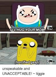 Horrified Meme - ile hug your mom horrified gasp cn unspeakable and unacceptable