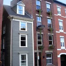narrowest house in boston world s wildest houses vii spite house