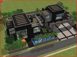 Dream Home Design Download Sims 2 Modern Dream House By Ramborocky On Deviantart