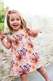 girls dress pattern reversible dress