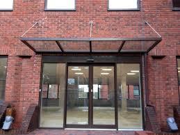 glass door canopies canopies for sale