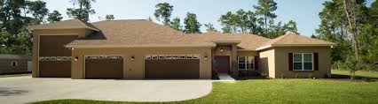 Garage Homes Lake Weir Living Marion County Central Florida Fl