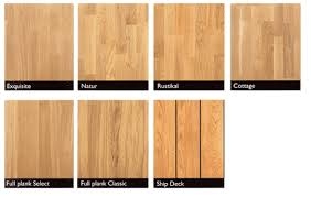 attractive different types of wood flooring an overview of