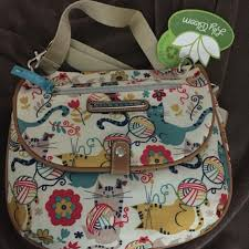 Lily Bloom Best Nwt Lily Bloom Cross Body Cat Purse For Sale In Trinity