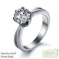 titanium engagement rings images Fabjewels4less highest quality titanium stainless steel 316l png