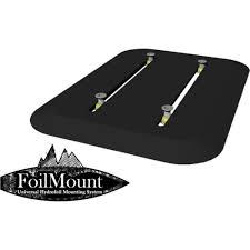 Mounting System Foilmount Universal Hydrofoil System The Zu Boardsports
