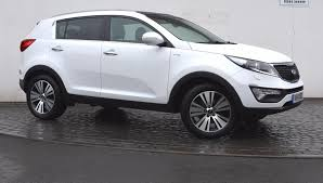 used kia sportage kx 3 for sale motors co uk