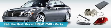 bmw 750li parts partsgeek