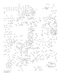 dot to dot printables free