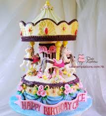 3d cake merry go around 3d cake grand merry go around