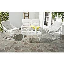 White Wicker Patio Chairs Outdoor White Wicker Patio Furniture