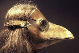 plague doctor s mask tom banwell leather and resin projects plague doctor mask finished