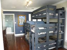Best Loft Beds Images On Pinterest Queen Bunk Beds  Beds - Queen and twin bunk bed