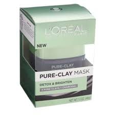 bath and shower shop heb everyday low prices online l oreal paris pure clay mask detox brighten treatment mask