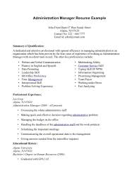 project manager resume examples operations manager resume template administration manager resume marketing resume template business administration resume template sales manager resume template business administration sample resume store
