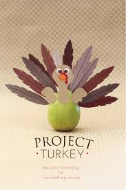 free printable turkey thanksgiving project