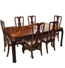 Drexel Heritage Connoisseur Dining Room Set  EBTH - Drexel heritage dining room