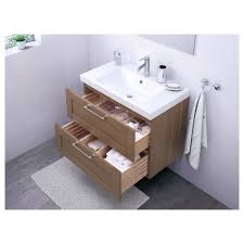 Bathroom Vanity Pull Out Shelves by Godmorgon Odensvik Sink Cabinet With 2 Drawers High Gloss