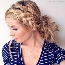 updos for long hair with braids 10 fishtail braid ideas for long hair popular haircuts