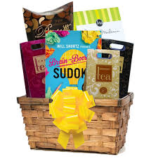 Book Gift Baskets Delightful Book And Teas Gift Tray
