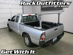 toyota tacoma truck bed thule 500xt xsporter pro bed rack for 05 15 toyota tacoma