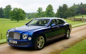 baby blue bentley bentley mulsanne white