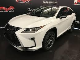 lexus ultra white code new 2017 lexus rx 350 f sport series 3 4 door sport utility in