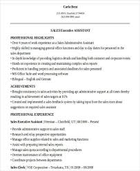resume sle templates 2017 2018 sle of administrative assistant resume 28 images professional