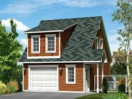 54 best 1 car garage plans images on pinterest car garage