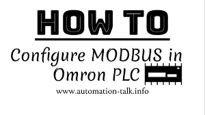 how to configure modbus in omron plc cp1e automation talk all