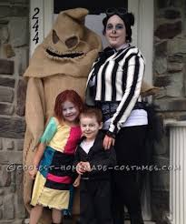 nightmare before christmas costumes family nightmare before christmas costumes