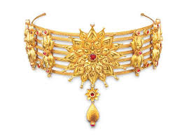 new jewelry gold necklace images Ace indian couturier tarun tahiliani creates a new collection of jpg