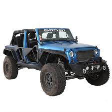 jeep wrangler lowered smittybilt 76807 wrangler jk front bumper xrc gen2 2007 2018 jeep