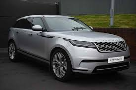 silver range rover 2016 used cars in stock at listers land rover for sale