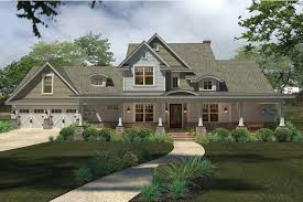 Southern Farmhouse Home Plan Impressive Rockin U0027 Farmhouse Hwbdo76924 Farmhouse Home Plans From