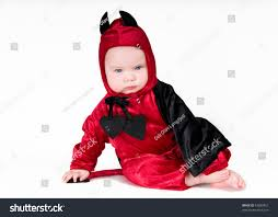 baby halloween background bad baby boy halloween on stock photo 43689457 shutterstock