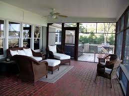 modern porch with exterior brick floors u0026 outdoor kitchen zillow