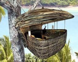 98 best tree top dwellings images on treehouses