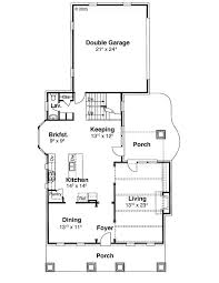 johnson bungalow house plan floor plans architectural drawings