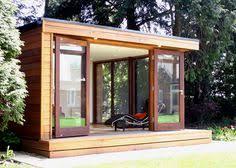 Backyard Office Kit by Coastal Prefab Backyard Office For The Home Pinterest