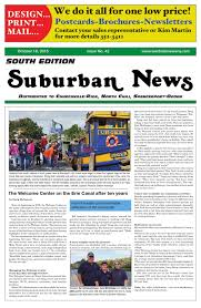 bureau d ude ing ierie suburban south edition october 18 2015 by westside inc
