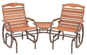 Outdoor Glider Chair Patio Furniture L U0026m Fleet Supply