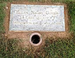 mama cass elliot u0027s grave it just started to rain when i fo u2026 flickr