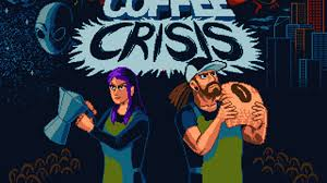 coffee crisis for the sega genesis metal aliens u0026 awesome by