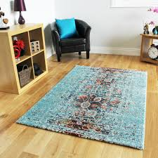 Large Modern Rug by Turquoise Rugs Uk Roselawnlutheran