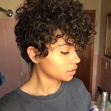 cutting biracial curly hair styles curly faux hawk want hair edition pinterest curly faux