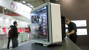 Making A Computer Case Out Of Wood by The Best Pc Cases Of Computex 2017 Techradar
