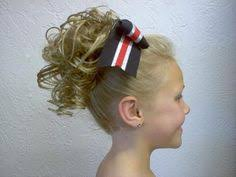 barrel curl hairpieces cheerleader hairpieces posh pony human hair ponytails cheer curls