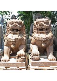 foo dog statues large pair of foo dogs statues 61 100ls1 hindu gods