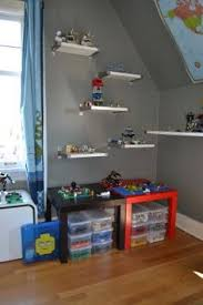 Lego Table Ikea by Diy Lego Table Using Ikea Trofast Storage System I See This As A